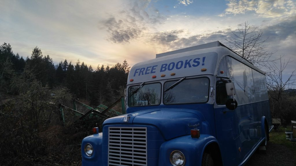 BookmobileSunset