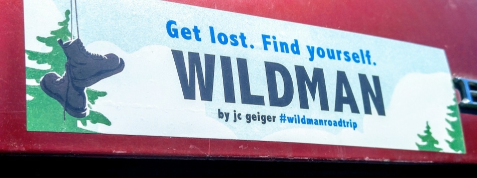 j.c. geiger, #wildmanroadtrip, road trip, ala wildman road trip, jc geiger, wildman, wildman road trip, wildman top 7 surprises, wildman top seven, wildman the book