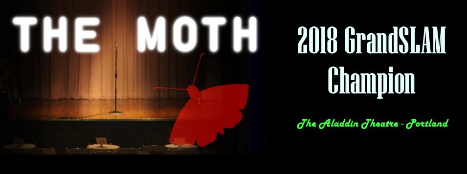 the moth, portland, jc geiger, jeff geiger, j.c. geiger, wildman, wildman book, jc geiger storytelling, moth radio hour, moth story slam