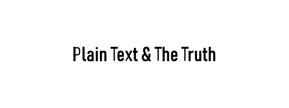 Plain Text and The Truth, Geiger, email list Geiger, jc geiger email list, plain text. truth, author email lists, how to build an author email list, writer email lists, writers to follow, writing emails