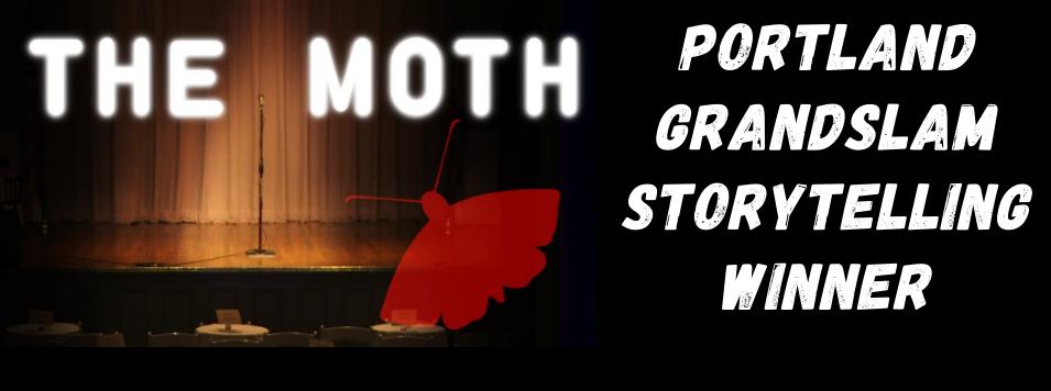 the moth, jc geiger, jc geiger storytelling, portland storyteller, oregon storytelling, storyteller, pacific northwest storyteller